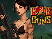 Girls With Guns – Jungle Heat