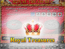 Royal Treasures від Novomatic – заробити онлайн