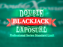 Double Exposure Blackjack Pro Series – онлайн автомат Vulkan